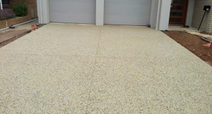 Concrete driveways Melbourne